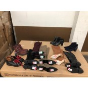 1 Pallet of Unmanifested Boots, Est. 300 Pairs, Outlet Condition, Lombard, IL